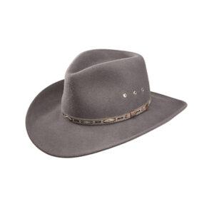 8132 Stetson Elk Horn Eyelets Hat