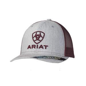 12009 Ariat Men's Snap Back Cap