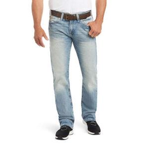 1997 Ariat Men's M7 Rocker Stretch Stirling Stackable Straight Jean