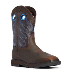 4720 Ariat Men Groundwork H2O Work Boot