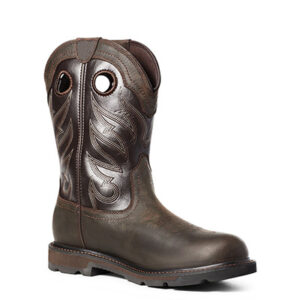5965 Ariat Men's Groundwork Pull on H2O Boots
