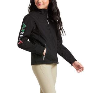 6550 Arait Kids Mexican Softshell Jacket