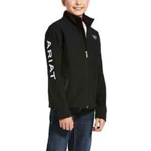 8657 Ariat Kids New Team Softshell Jacket