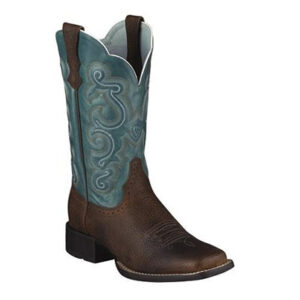 4720 Ariat Ladies Quickdraw Cowgirl Boots