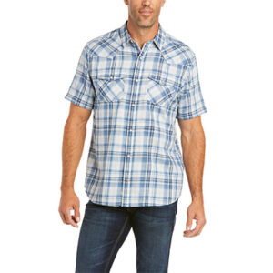 5444 Ariat Men's Andover Retro Shirt