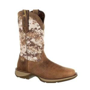 0166 Durango Men's Rebel Desert Camp Western Boots