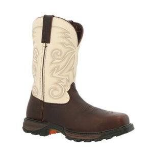 0330 Durango Men's Maverick Western Work Boot