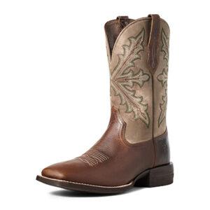 5901 Ariat Men's Qualifier Western Cowboy Boots