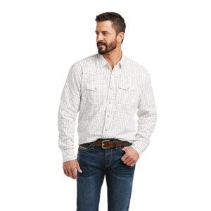7339 Ariat Men's Harlin Retro Fit Shirt